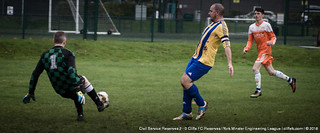 Cliffe FC 2ndXI vs. Civil Service Reserves 12Nov16 | by Malcolm Bryce | Cliffe FC | Taken by M. Bryce