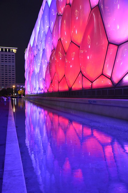 Beijing - The Water Cube