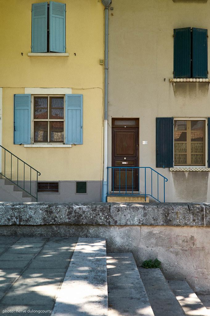 median composition in Arles