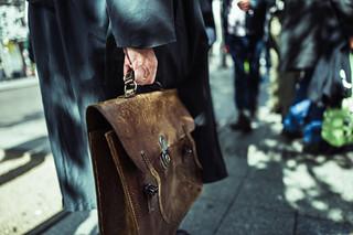 The briefcase | by Christian Schirrmacher