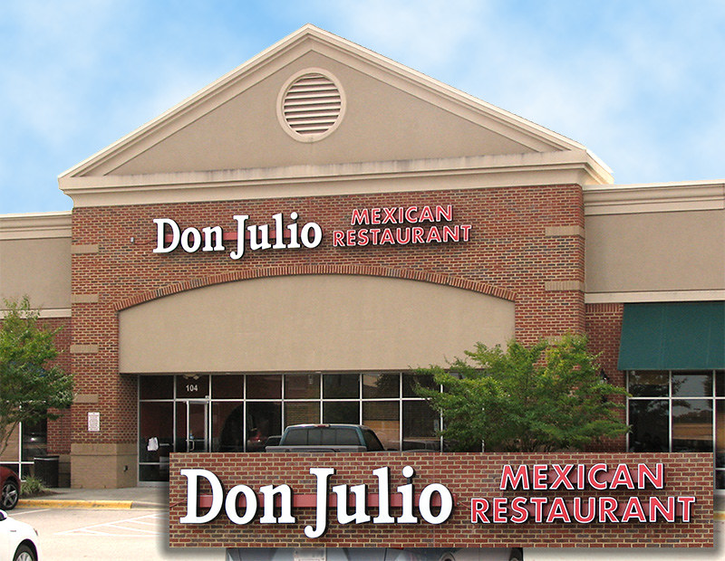 Don Julio Mexican Restaurant Wake Forest Nc 32 14 L