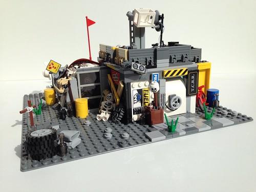Apocalyptic house