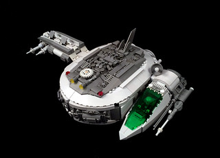 "Corellian Engineering Corporation SW-7N ""The Swan"" 