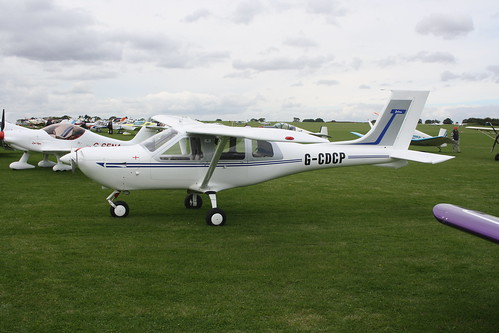 G-CDCP Jabiru J400 [PFA 325-14094] Sywell