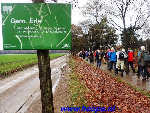 2016-11-16    3e Rondje-WolfHeze   25 Km  (53)