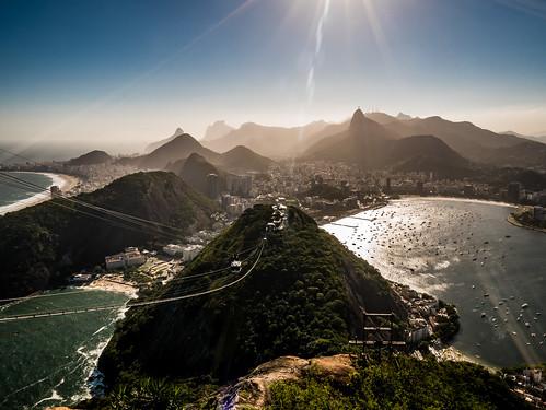 rio brazil riodejaneiro sugarloaf vacation 2016 city nature carioca cidademaravilhosa lumixlx100 brasil sea beach sun copacabana southamerica