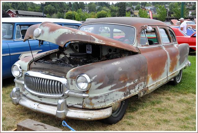 1951 Nash 4 Door Sedan