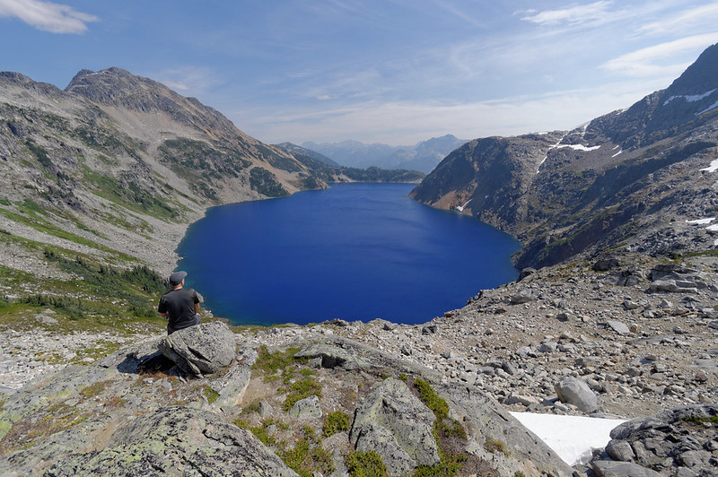 Tundra Lake, 3 Aug 2015