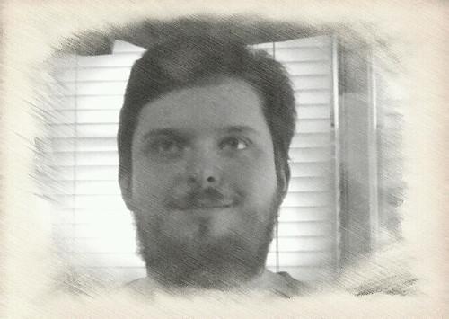 Filtered Selfie