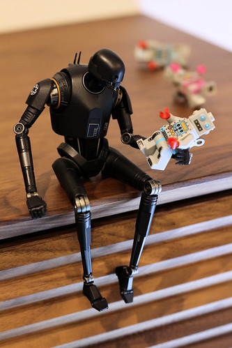Do androids play with electric dolls ? | by DocChewbacca