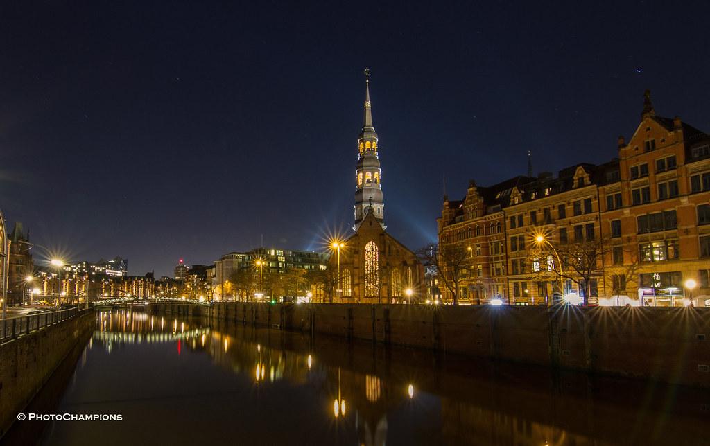 Sankt Annen Hamburg