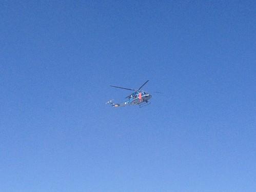 西穂高岳 ヘリコプター | by ichitakabridge