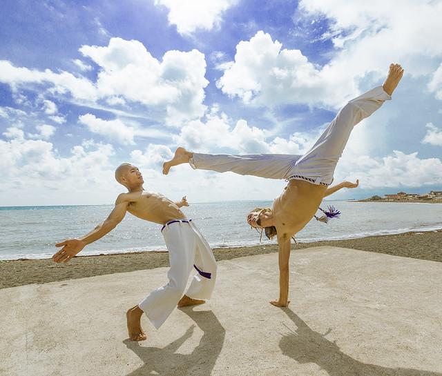 Beach Capoeira