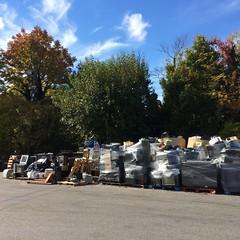 Sisson Street Solid Waste Transfer Yard