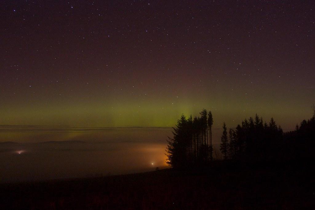 Northern Lights - 3rd November 2015