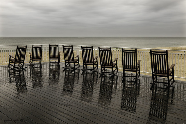 sit by the sea, Cape May         2562