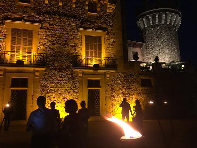 Festival de Perelada en Costa Brava (Cataluña)