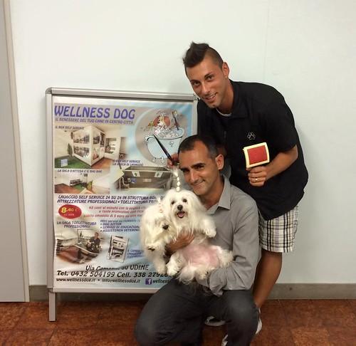 Chanel & Charlotte   by wellnessdog