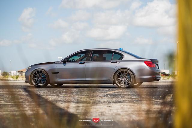 BMW 7 Series - 22 Vossen Forged VPS-306  - © Vossen Wheels 2015 -  1025