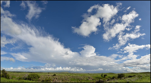 sky panorama clouds hawaii bigisland