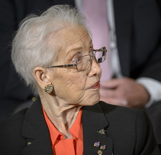 Katherine Johnson Receives Presidential Medal of Freedom (NHQ201511240006) | by NASA HQ PHOTO