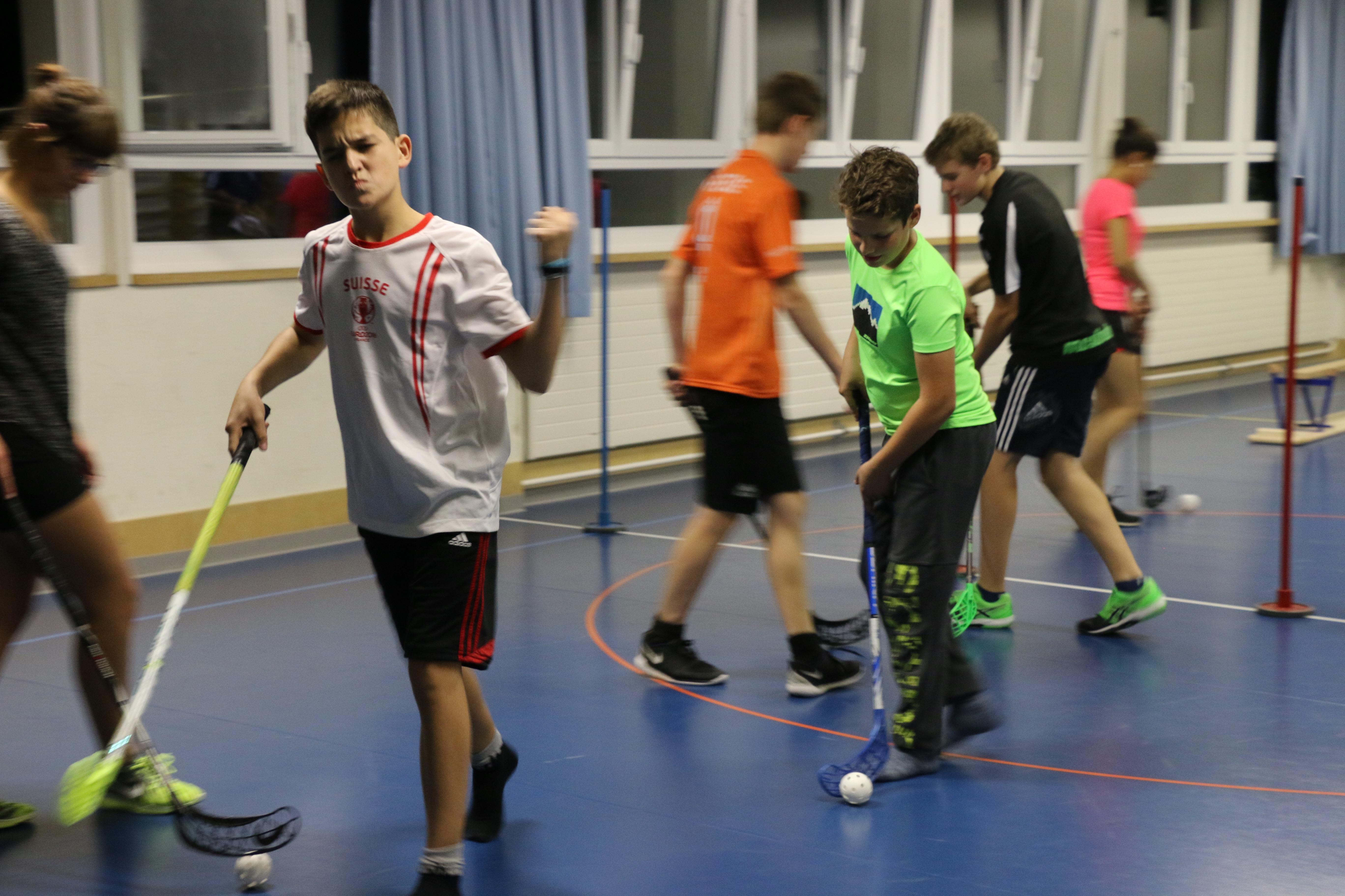 Unihockey TC