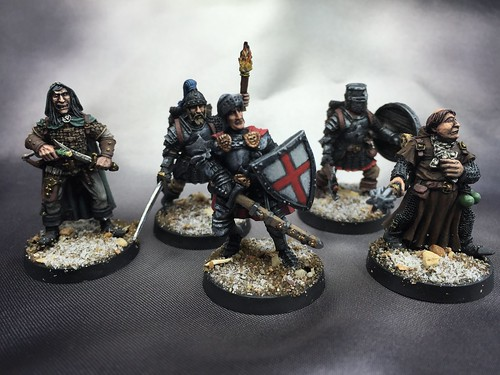 Frostgrave using otherworld miniatures. | by phil_yates