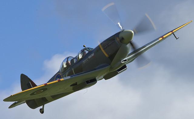 Wing Commander Tom Neil