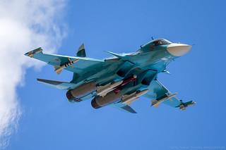 Su-34 | by RealHokum