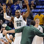 NCAA USC Michigan St Basketball