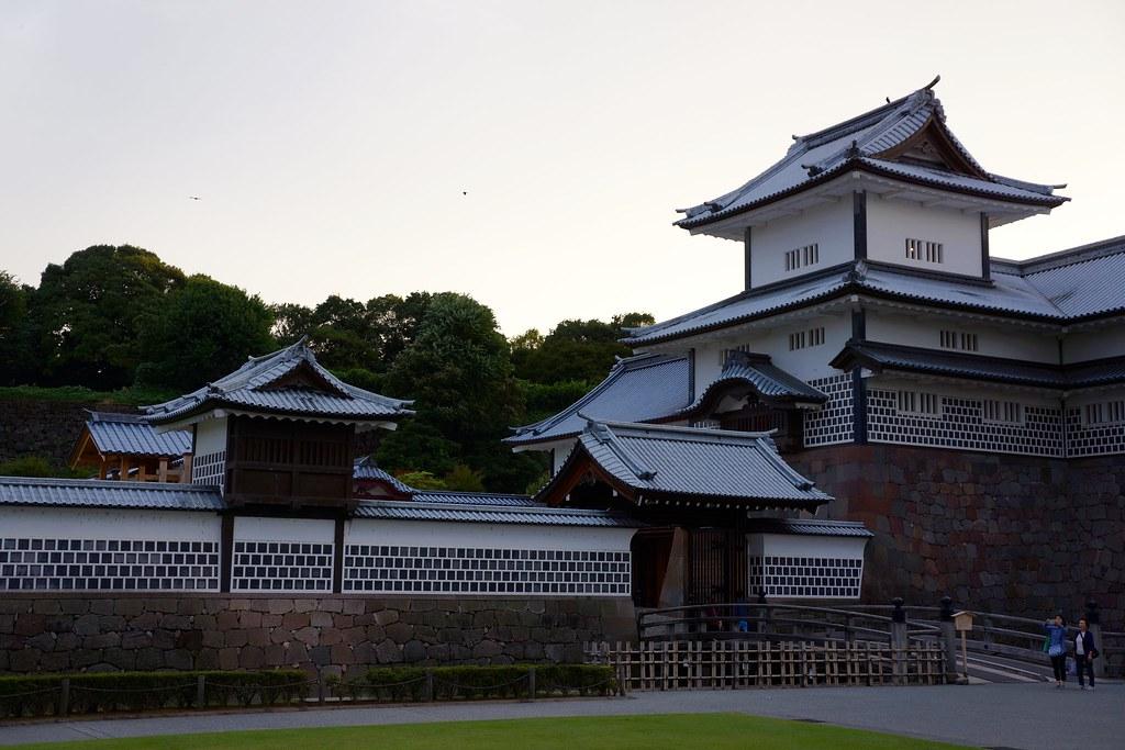 金沢城公園 / Kanazawa Castle Park