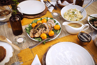 Gluten-free Thanksgiving for Two | by Tasty Yummies