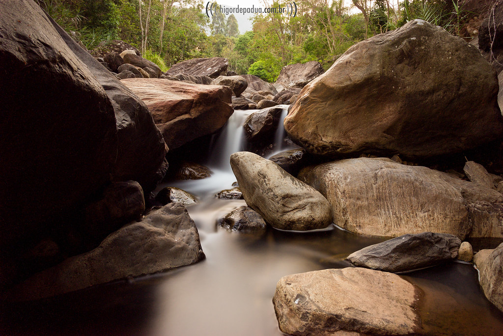 Rio Claro Waterfalls #Manhumirim  #MinasGerais  #Brazil