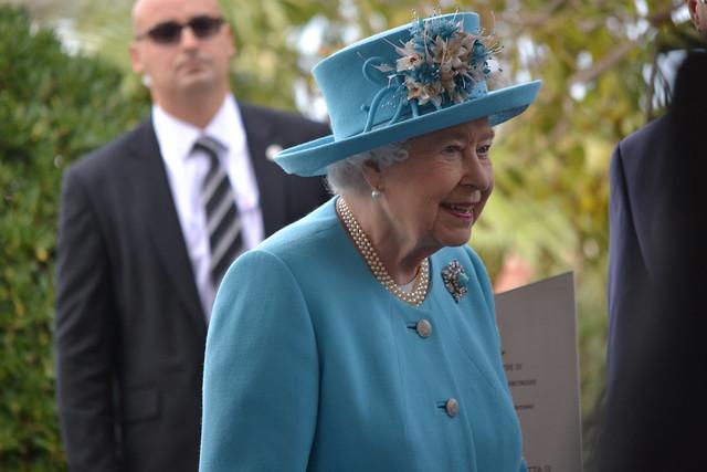 HM Queen Elizabeth II and HRH Prince Philip Duke of Edinburgh visit Heritage Malta