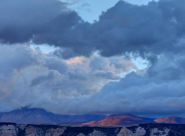 Evening in Utah