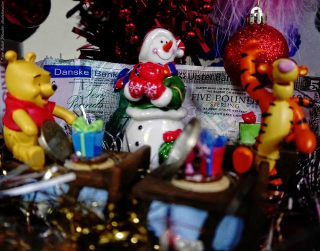 Merry and Joy arround
