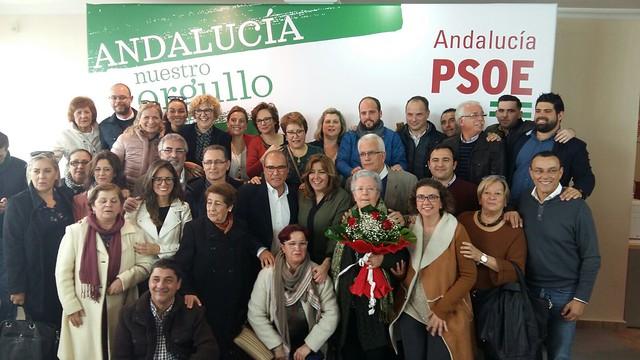 Inauguración nueva sede y Socialista del Año