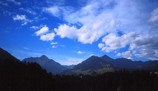 Austria   -   Kleinwalsertal   -   11 October 1987