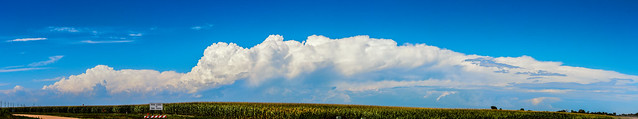 073115 - Exceptional End of July Nebraska Storms (Pano)