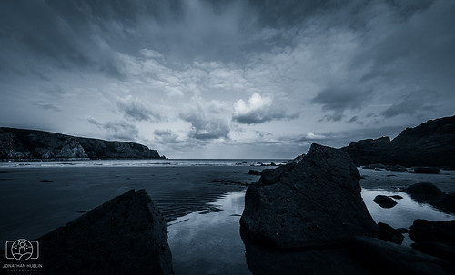 sea seascape beach clouds landscape nikon rocks jersey channelislands d3000