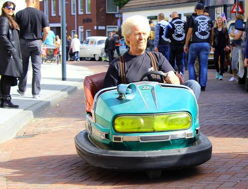 Bumper Car Madness | by Dirk A.