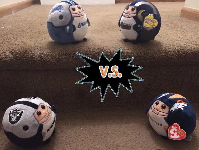 NFL Week 14 Matchup