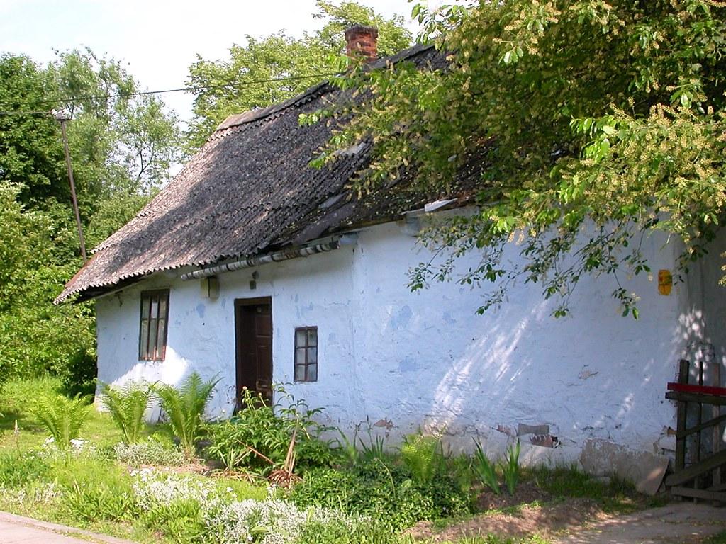 Stary dom przy ul. Wąskiej