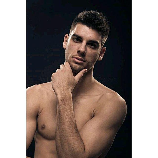 Model Marko Ilkic #handsome #man #headshot #closeup | Flickr