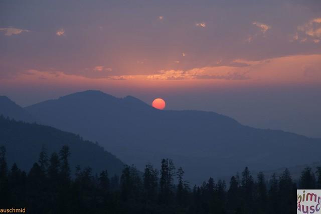 Bargau - Sunset