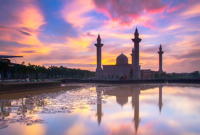 masjid tengku ampuan jemaah