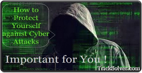 Tips to Protect Yourself against Cyber Attacks | by VivekBisht999
