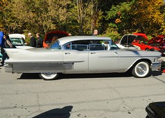 Ballston Spa Car Show: 1958 Cadillac Sixty Special