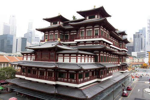 Buddha Tooth Relic Temple | by Sekar MP