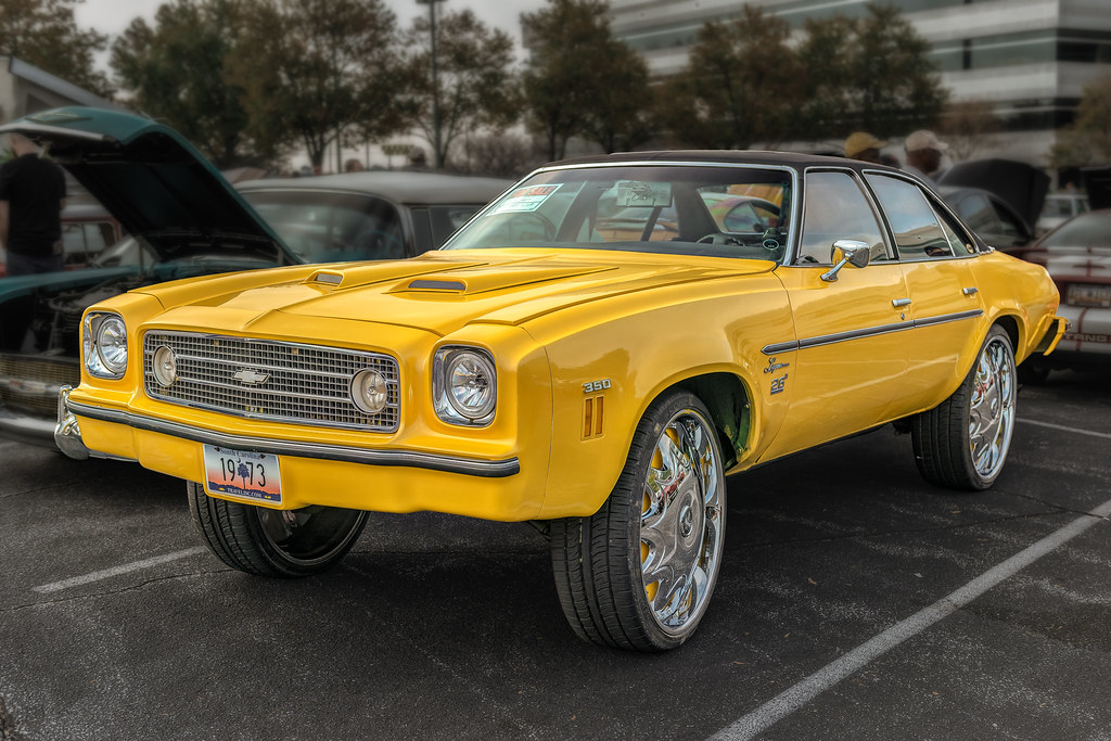 Chevrolet Chevelle Laguna Donk | Please have a look at my au… | Flickr